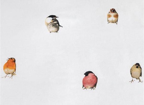 Marjolein Bastin dekbedovertrek Sparrow Multi