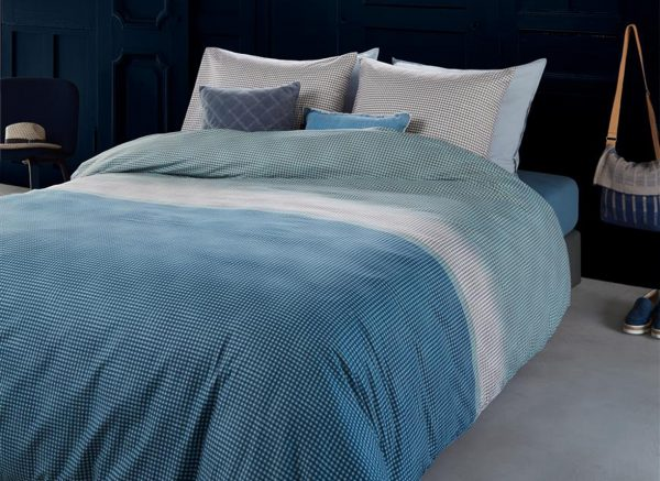 Beddinghouse dekbedovertrek Bardot blue