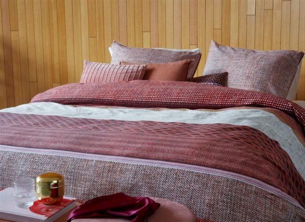 Beddinghouse dekbedovertrek Durness red