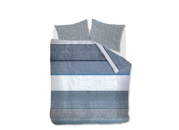 Beddinghouse dekbedovertrek Durness blue
