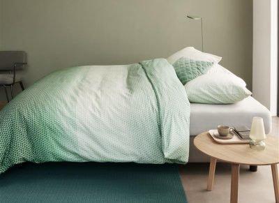 Beddinghouse dekbedovertrek Sunkissed green