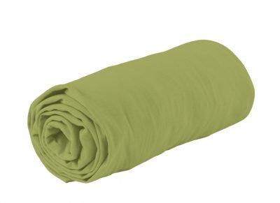 Essenza Home Jersey hoeslaken, groen
