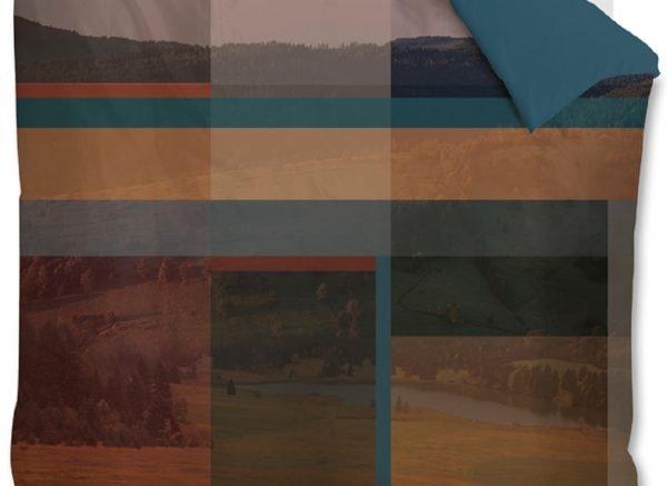 Kardol & Verstraten dekbedovertrek Masterpiece multi