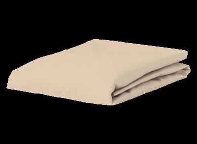 Morph Design perkal hoeslaken 200tc, beige