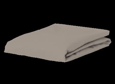 Morph Design perkal hoeslaken 200tc, muisgrijs