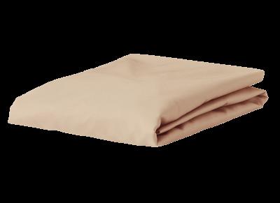Morph Design satijn hoeslaken 300tc, beige