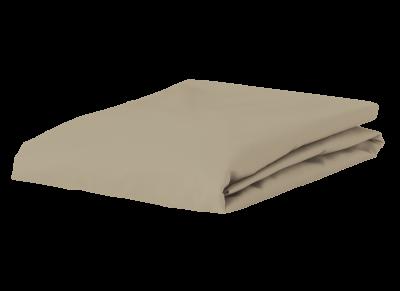 Morph Design satijn hoeslaken 600tc, zand