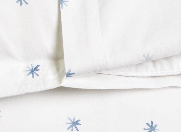 Yumeko dekbedovertrek satijn Starry Sky blue