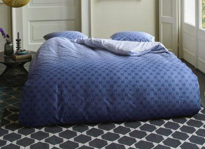Esprit dekbedovertrek Nouni blue