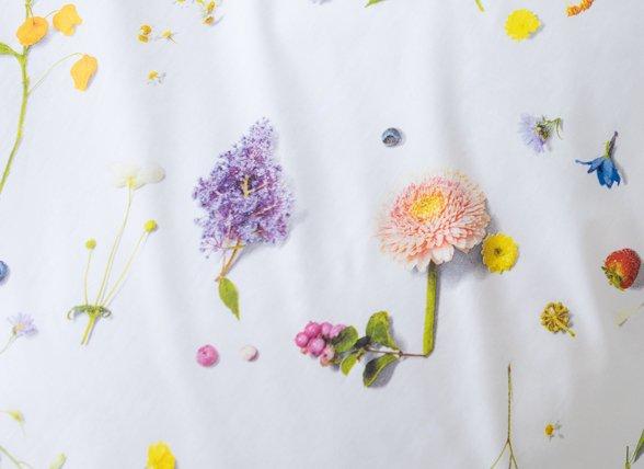 Snurk dekbedovertrek Flower Fields