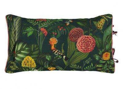 Pip Studio sierkussen Forest Foliage green 35×60