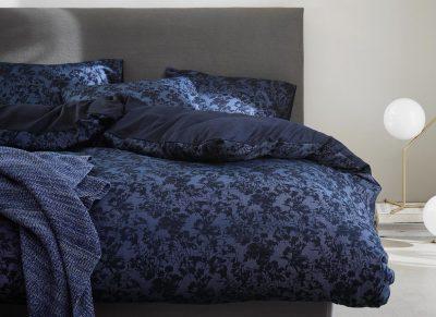 Marc O'Polo dekbedovertrek Lavea blue