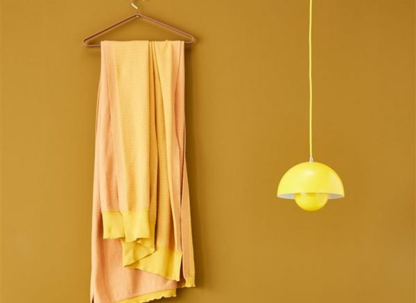 Kaat sprei Citrus yellow