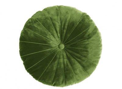 Kaat sierkussen Manderin green
