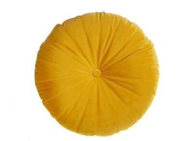 Kaat sierkussen Manderin yellow