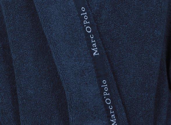 Marc O`Polo badjas Classic Hood navy