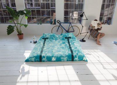 Snurk dekbedovertrek Pool