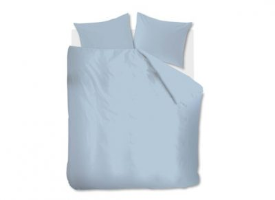Beddinghouse dekbedovertrek Basic blue