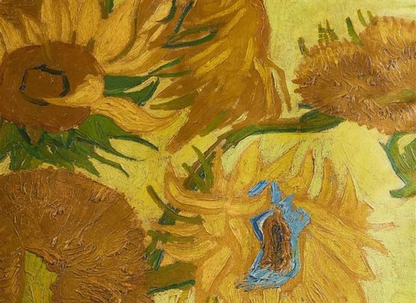 Beddinghouse x Van Gogh Museum dekbedovertrek Tournesol yellow
