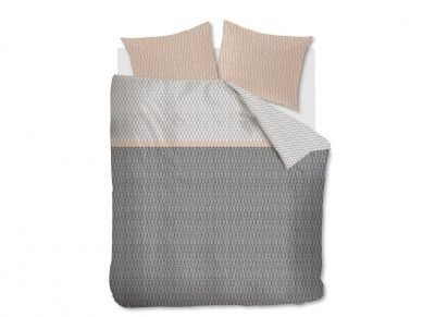 Beddinghouse dekbedovertrek Diamante grey