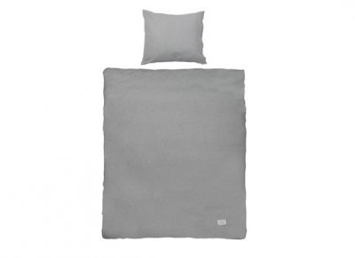 House in Style dekbedovertrek Luna grey melange