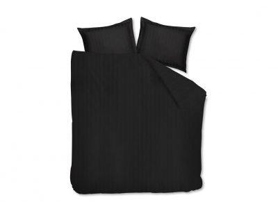 Beddinghouse dekbedovertrek Shine zwart