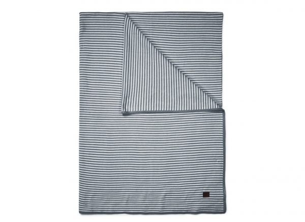 Marc O'Polo plaid Linnea grey