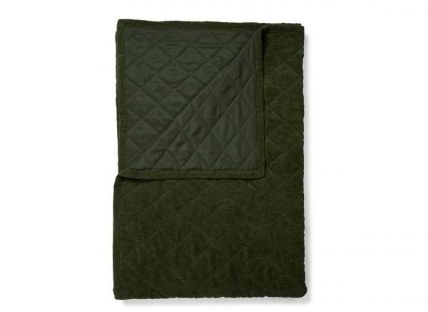 Essenza Home sprei Billie dark green