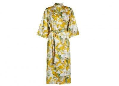 Essenza Home kimono Ilona Rosalee yellow