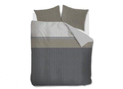 Beddinghouse dekbedovertrek Maudi grey