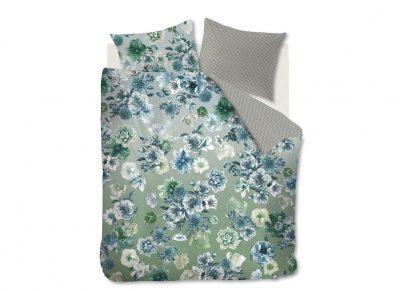 Kardol & Verstraten dekbedovertrek Ornate blue green