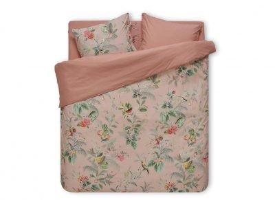 Pip Studio dekbedovertrek Floris pink