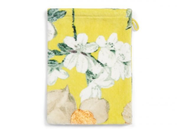 Essenza Home badgoed Rosalee yellow