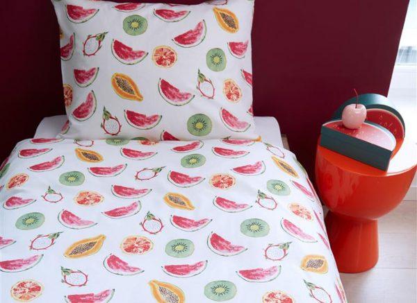 Beddinghouse dekbedovertrek Tutti Frutti Multi