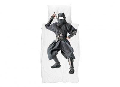 Snurk dekbedovertrek Ninja