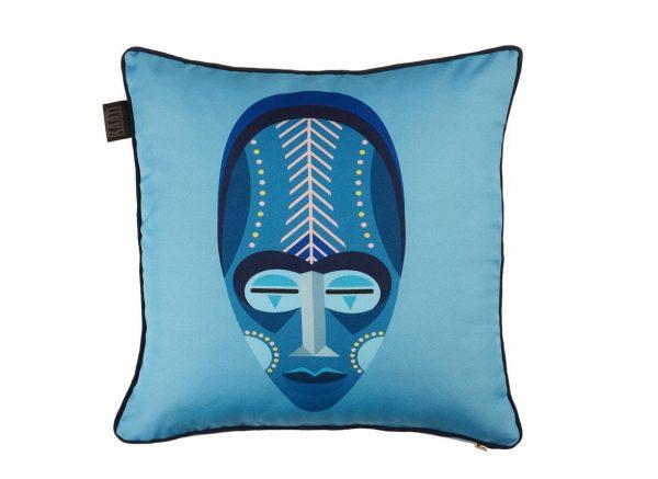 Kaat sierkussen Mascarade blue