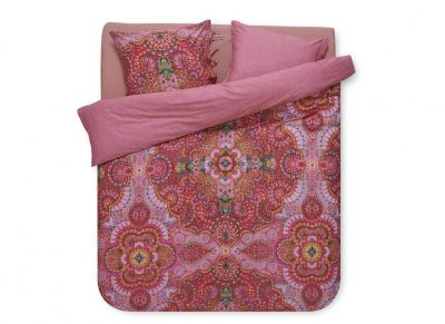 Pip Studio dekbedovertrek Sultans Carpet red