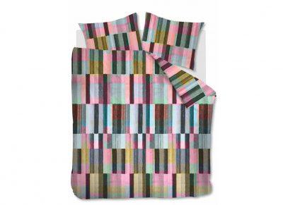 Beddinghouse dekbedovertrek Playful Colors multi