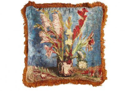 Beddinghouse sierkussen x Van Gogh Museum Gladiolus multi