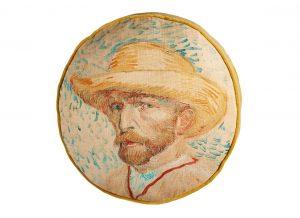 Beddinghouse sierkussen x Van Gogh Museum Selft Portrait natural