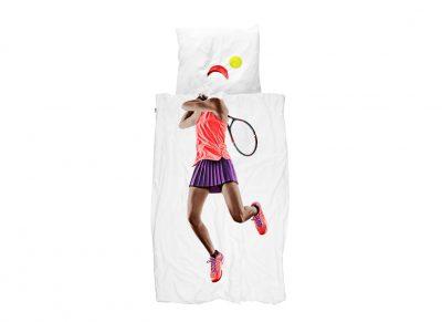 Snurk dekbedovertrek Tennis Pro Dark