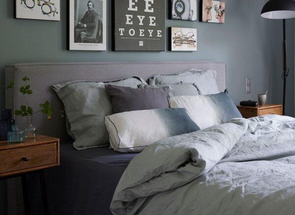 House in Style dekbedovertrek Remy celadon