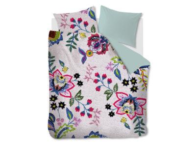 Oilily dekbedovertrek Cozy Embroidery multi