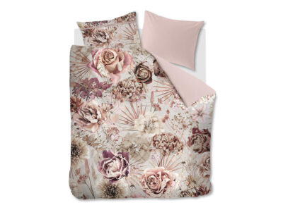 Riviera Maison dekbedovertrek Faded Flower Multi