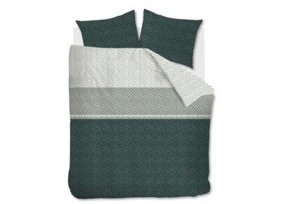 Beddinghouse dekbedovertrek Imre green
