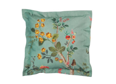 Pip Studio sierkussen Wild and Tree blue 45x45