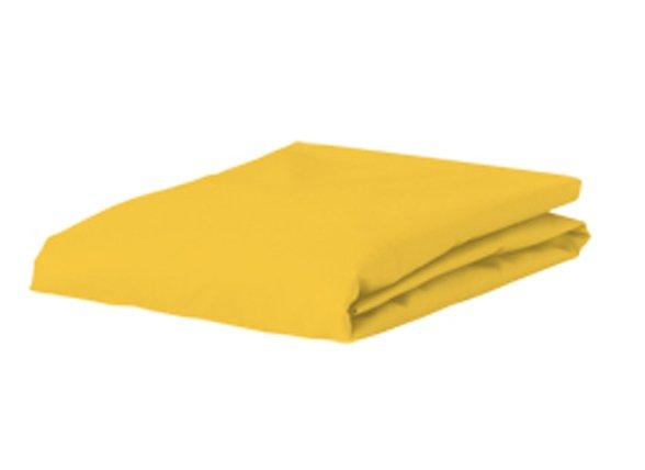 Bella Donna Jersey hoeslaken, geel 0040