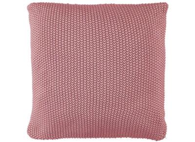 Marc O'Polo sierkussen Nordic Knit ash rose 50x50