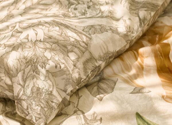 Essenza Home dekbedovertrek  Annabel vanilla