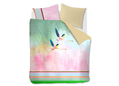 Oilily dekbedovertrek Colorful Birds multi